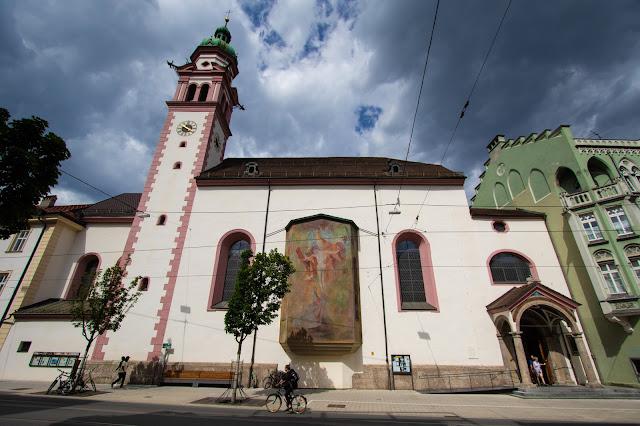 Servitenkirche (Sankt Josef)-Innsbruck