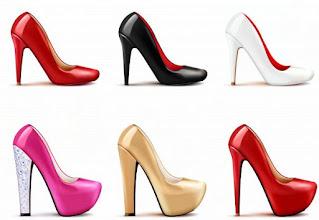 Jenis Sepatu Gaun Wanita Dan Sepatu Bots Wanita