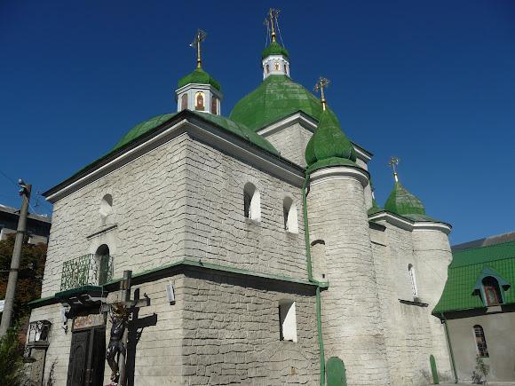 Тернопіль. Церква Різдва Христового