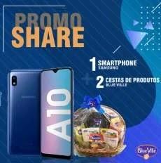Promoção Produtos Blue Ville Concorra 1 Smartphone e 2 Cestas Produtos