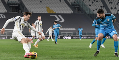The result of the Juventus and Spezia match in the Italian League competition
