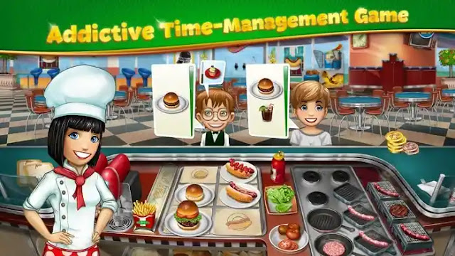 Cooking Fever Mod APK hack download