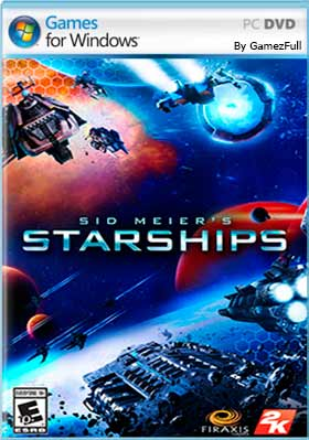 Sid Meier's Starships (2015) PC Full Español