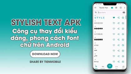 Stylish Text Pro APK Latest Download for Android (Mediafire) - GetFiles.Top