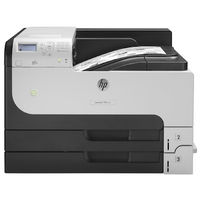 HP LaserJet 700 Printer M712n Driver Download