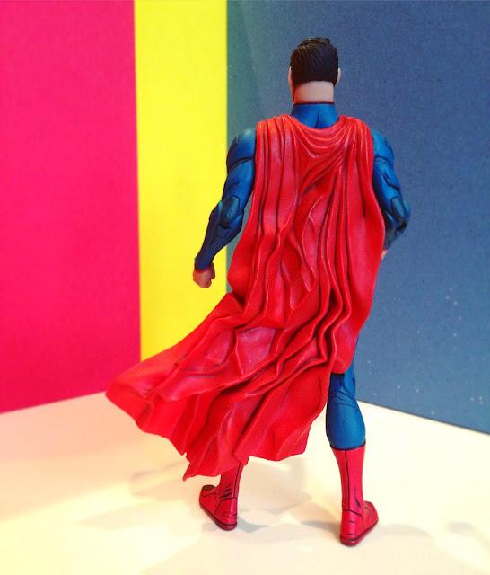 DC Direct Designer Series Jae Lee Superman figure