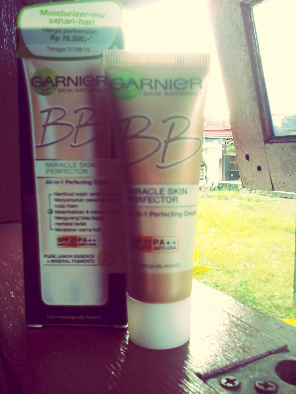 Tea: Review : Garnier BB Cream