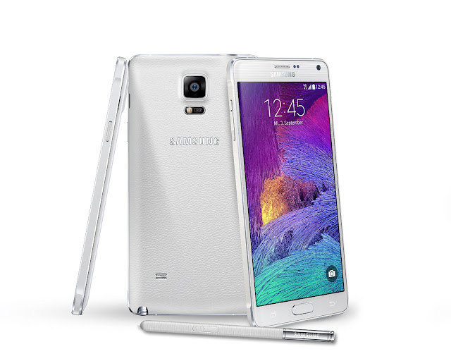 Samsung Galaxy Note 4 (USA) Specifications - Inetversal