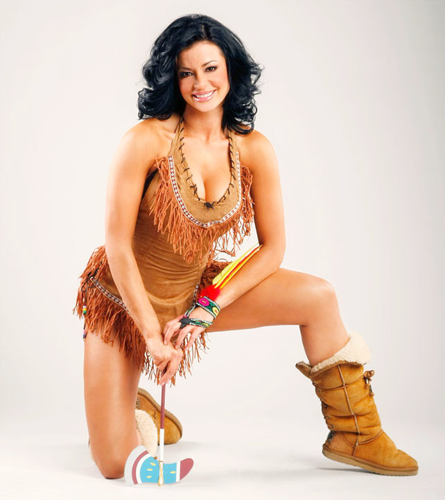 Wwe 2013: Candice Michelle Hot Images 2013