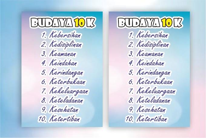 Download Desain Pamfhlet Budaya 10 K