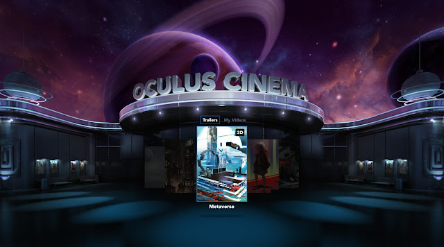 Play 3D Blu-ray on VR via Oculus Cinema?