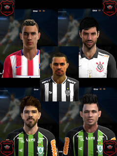 Facepack Update 2016 Pes 2013 by Bruno7