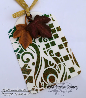FALL TAG - STAMPARTPAPEL