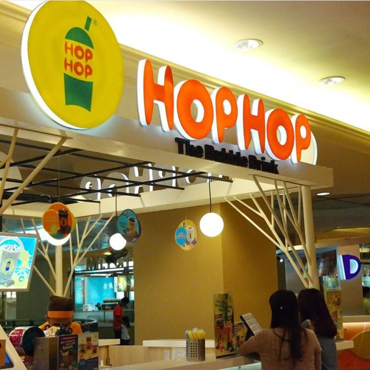 Jadwal Walk In Interview Kerja Di Hop Hop Bubble Drink