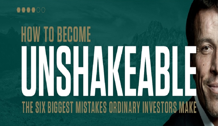 The 6 Biggest Mistakes Ordinary Investors Make #infographic