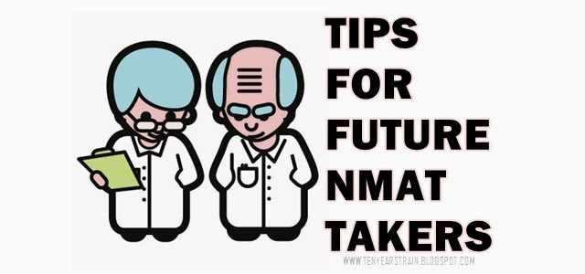 tips for future nmat takers [helloiamprince.com]