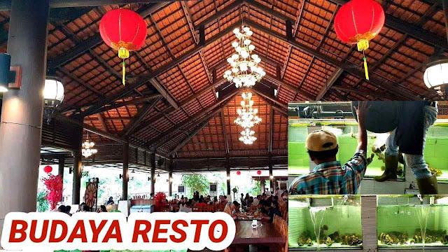 tempat makan bernuansa alam di Medan, Budaya Resto