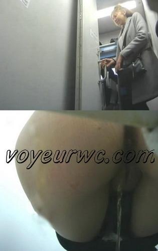 Train WC 06 (Man set up hidden camera in train toilet)