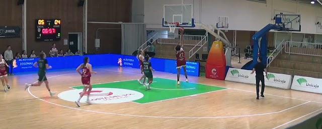 El Tecnigen Baloncesto Sevilla Femenino recupera sensaciones y da guerra en Los Guindos