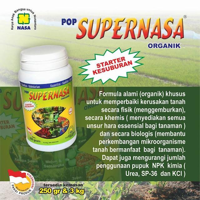 Distributor Resmi Supernasa Seluruh Indoensia