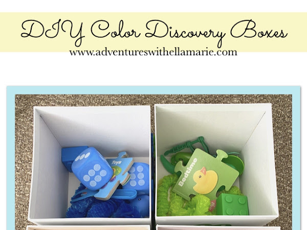 DIY- Color Discovery Boxes