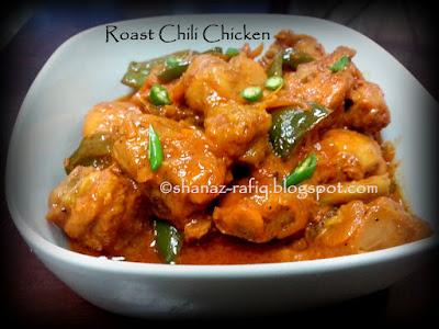 Roast Chili Chicken