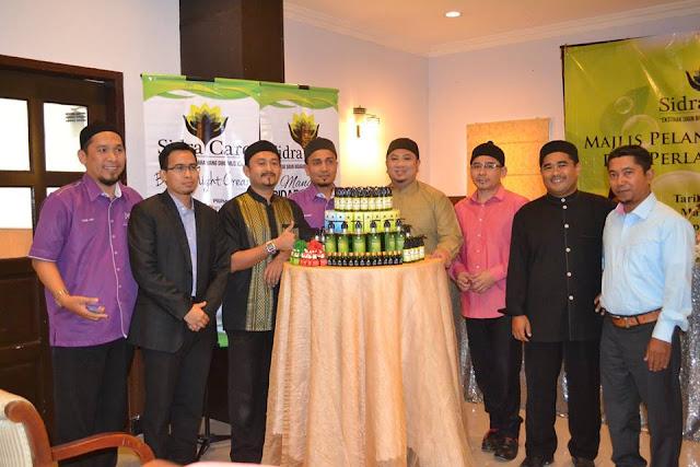 Duta Produk dan Pengasas Syarikat AAY Permata Trading bersama ahli kumpulan Rabbani