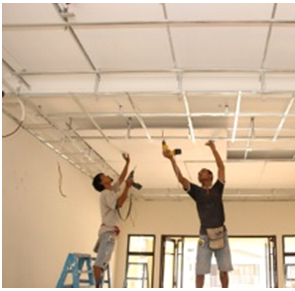 Plastering Services In Sydney Nsw Suspended Ceiling