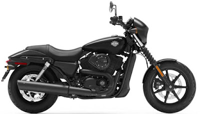 Spesifikasi Harley Davidson Street 500