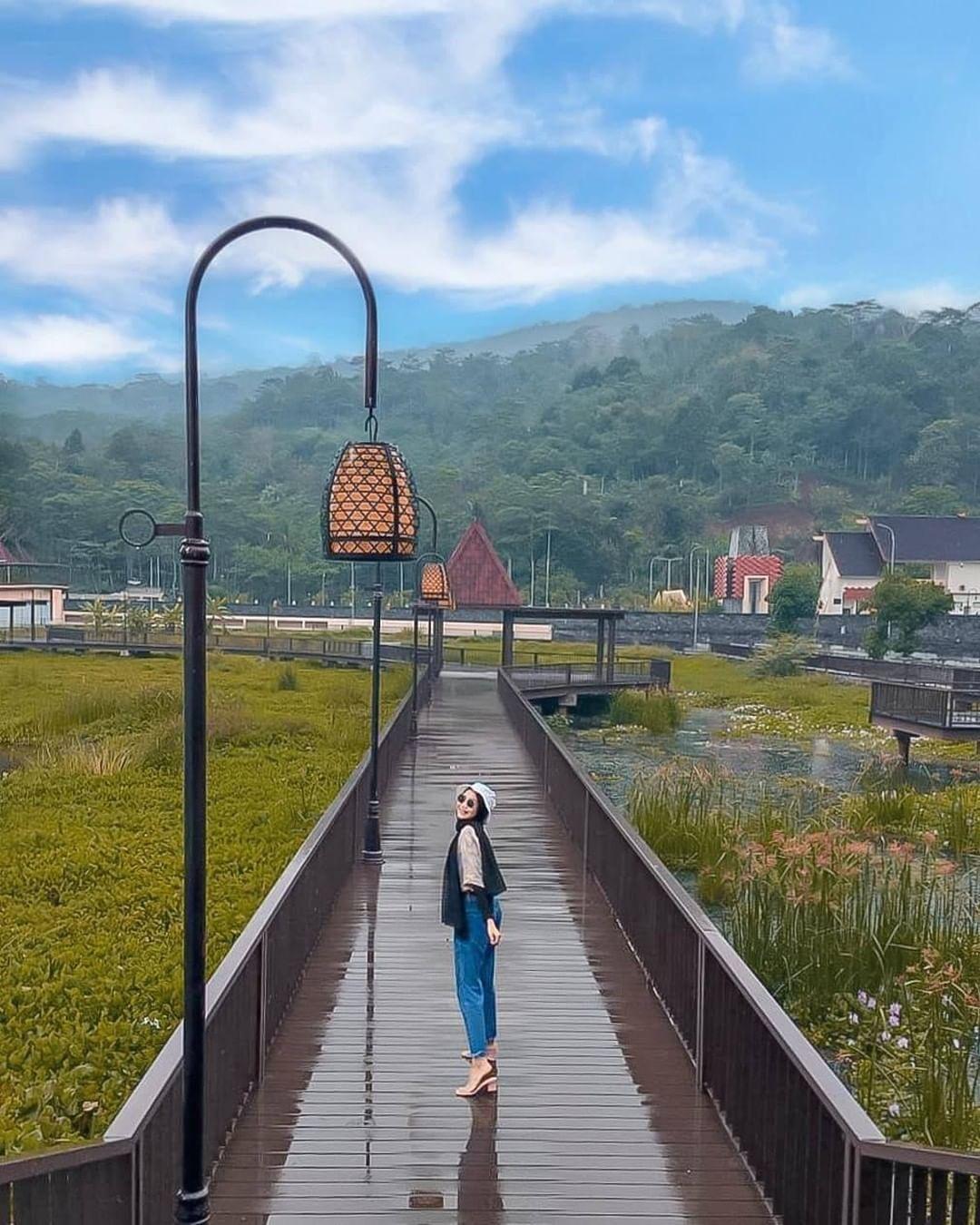 Bukit Cinta Ambarawa, Area Larangan Kencan yang Justru Rame Jadi Lokasi Pacaran