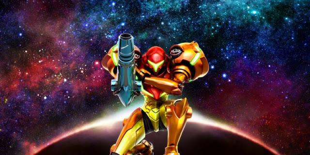 Imagem de Metrois: Samus Returns (3DS), mais recente lançamento 2D da franquia.