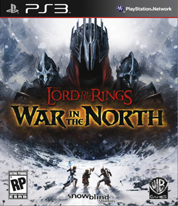THE LORD OF THE RINGS WAR IN THE NORTH PS3 TORRENT