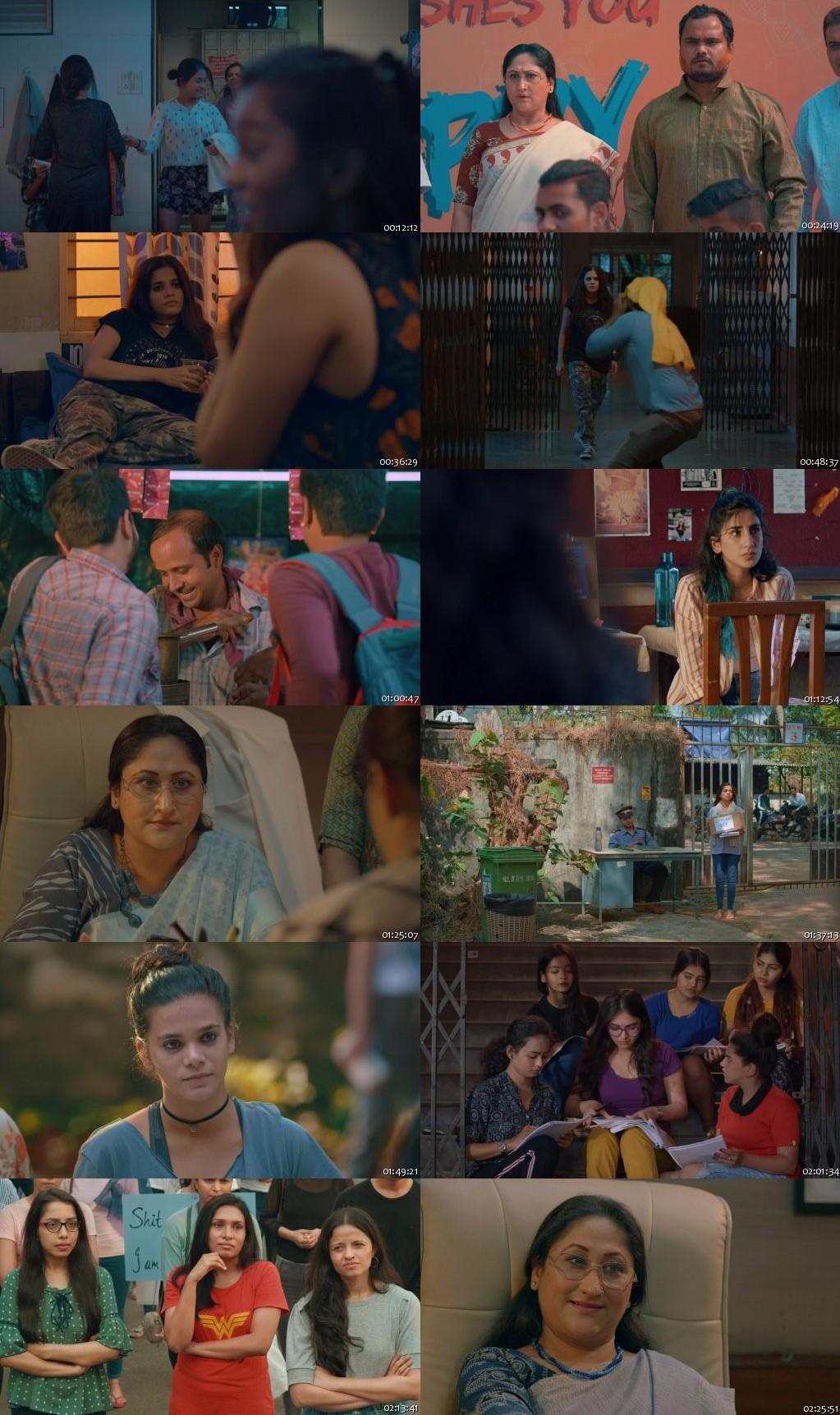 Girls Hostel 2.0 (Season 2) All Episodes HDRip 720p