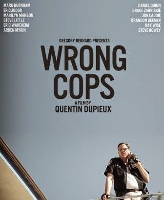 Wrong cops, film