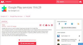 APK Play Services