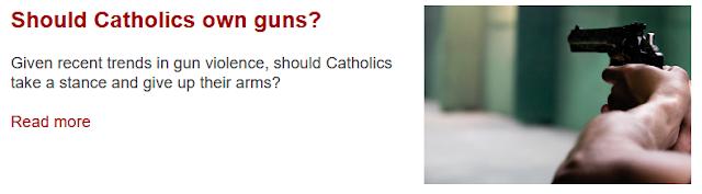 https://www.uscatholic.org/articles/201807/should-catholics-own-guns-31440?utm_source=July+16%2C+2018&utm_campaign=July+16%2C+2018&utm_medium=email