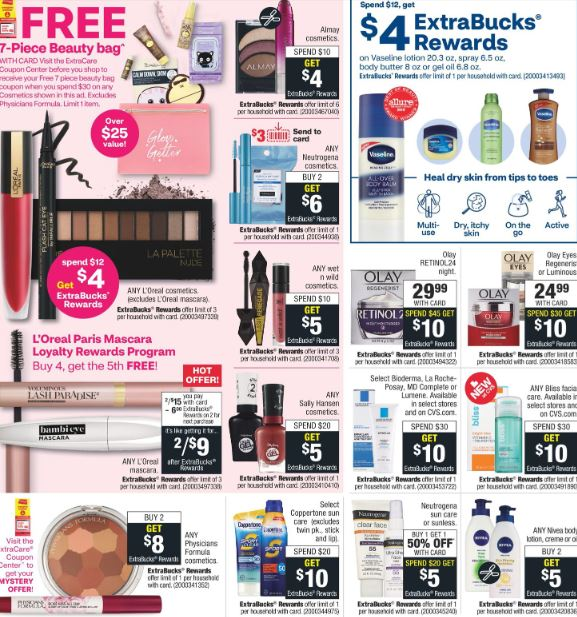 CVS Weekly Ad Preview 8/16-8/22