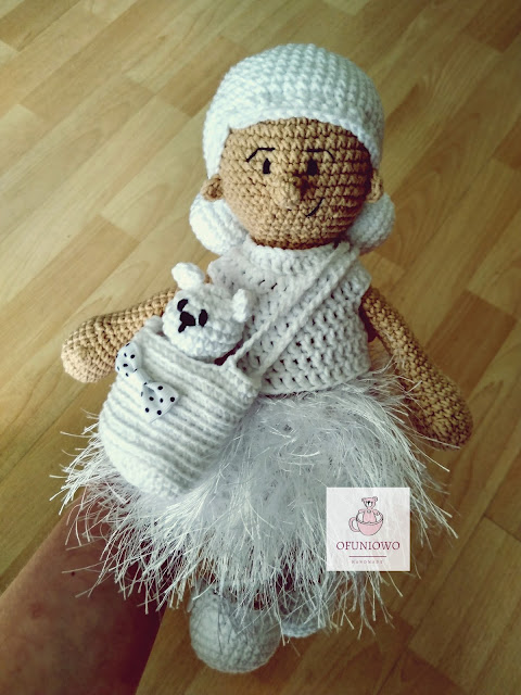 Mimi Doll 3 versions - Ofuniowo Handmade
