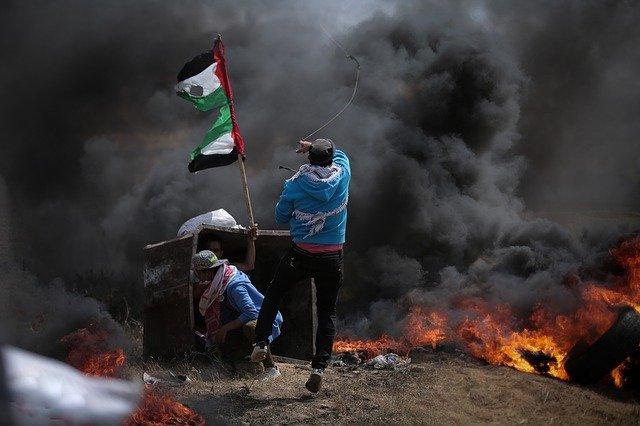 Palestina Bagaimana Bisa Aku Melupakanmu