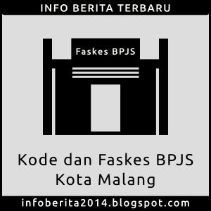 Alamat dan Kode Faskes BPJS Kota Malang