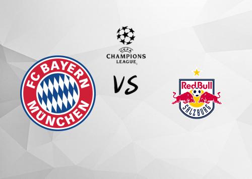 Bayern München vs Salzburgo  Resumen y Partido Completo