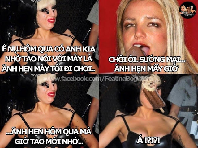 Britney Spears Bích Nụ 10