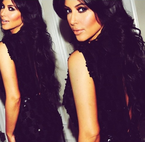 Jadi Wanita Terseksi, Kim Kardashian Masih Punya Selulit