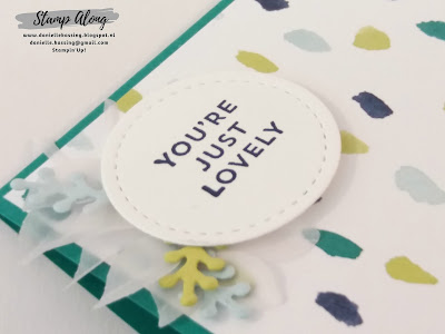 Stampin'Up! Naturally Eclectic giftcards