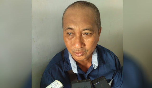 Ketua Paguyuban SDN 2 Kebonagung Didi Hermanto