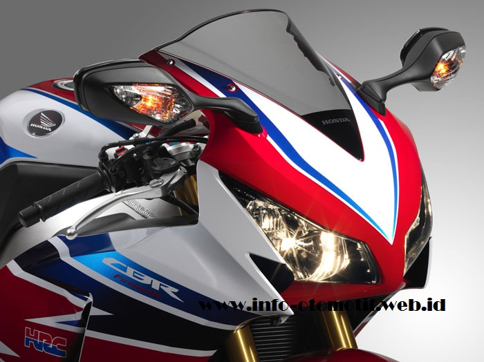 CBR1000RR SP headlight