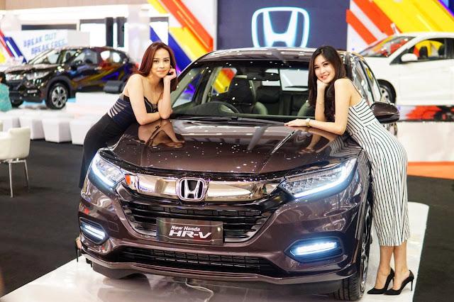 Asuransi untuk mobil Honda HR-V