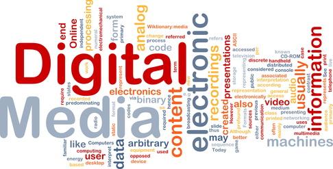 डिजिटल मीडियाचे वारे ...