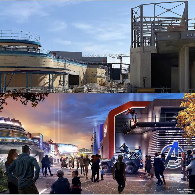 DLRP-WaltDisneyStudios-park-Avengers-Campus-Construction-Update-April-2021