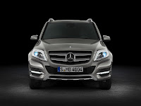 New 2012 Mercedes Benz GLK X204 Mid-Cylce refresh Original photo
